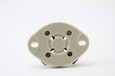 Ux4 Socket. Ux4 Ceramic Tube Socket. Us Production High Quality. Zoc15
