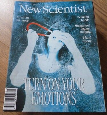 NEW SCIENTIST MAGAZINE*No. 1989 AUGUST 5 1995 *ENGLISH*WEEKLY*SCIENCE