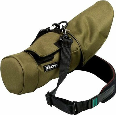 OPTICRON MM4 50mm GA ED Straight Spotting Scope Stay on Case Green (UK Stock)