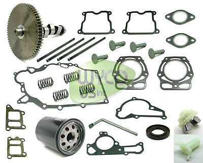 John Deere Tractors 425 & 445, Repair Kit, Kawasaki Engines Fd620D, Lawnmowers