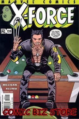 X-Force #120 (2001) 1St Printing Bagged & Boarded Marvel Comics