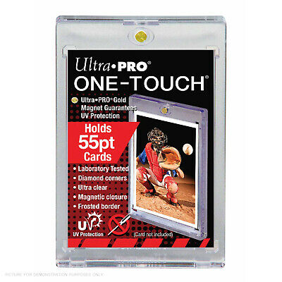 Ultra Pro Specialty Series 55pt Magnetic One Touch Card Protector - .1.4mm