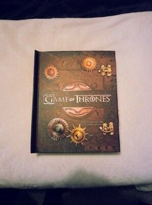 Game Of Thrones A Pop Up Guide To Westeros By Matthew Reinhart