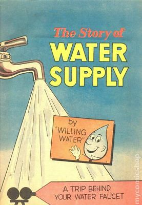 Story of Water Supply, The 1969 VG 4.0 Low Grade