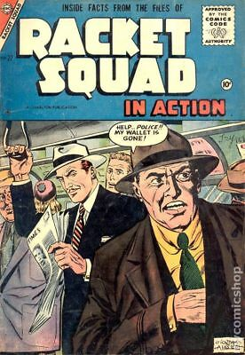 Racket Squad in Action #22 1956 FR/GD 1.5