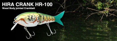 NORIES HIRA CRANK HR-100, HR-130 & HR-150 JDM Swimbait - Variety of Colors