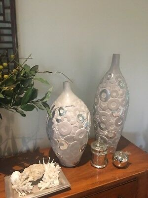 Tall Decorative Pot/Vase Bought $700 French Provincial Hamptons Stunning