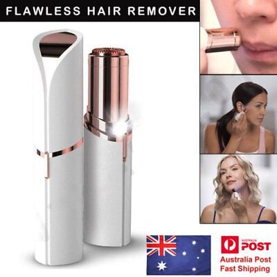 Finishing Touch Flawless Women Painless Hair Remover Face Facial Hair Removal Q9