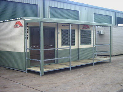 6 x 3m Portable Building / Site Shed for Hire. Excellent Quality