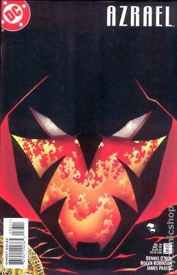 Azrael Agent of the Bat #36 1997 FN Stock Image