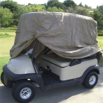 "112"" 4 Passenger GOLF Cart Cover Storage For EZ GO Club Car Yamaha UV Protect AU"