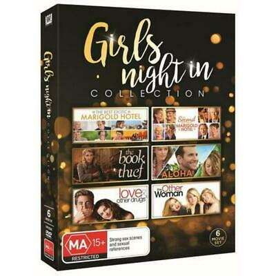 Girls Night In Collection #3 - DVD Region 4 Free Shipping!