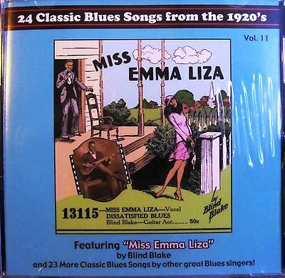 18 CLASSIC Blues Songs from the 1920's, Vol  6: Nightmare