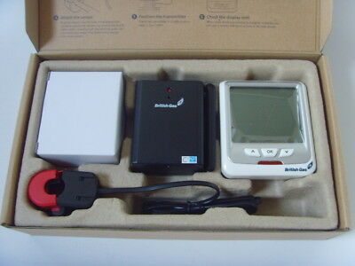 British Gas Electricity Energy Monitor NEW