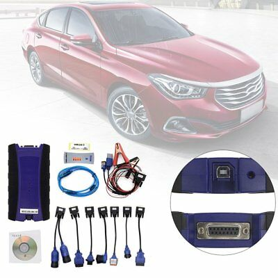 NEXIQ-2 USB Link Software Diesel Truck Interface With All Installers Set Kit NP