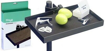 Stagg Accessory Tray ACTR-2515BK