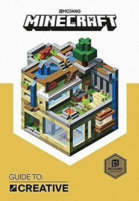 Minecraft Guide to Creative: An Official Minecraft Book (Hardcover) 1405285982