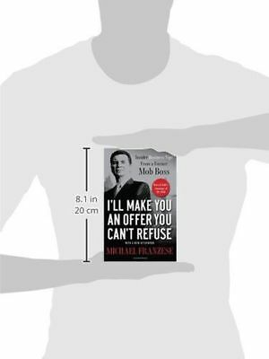 **NEW** - I'll Make You an Offer You Can't Refuse (Paperback) 1595554262