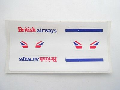 Vecchio,old,lot Stickers Giodi/ancien Montable Folie, Flughafen British Air
