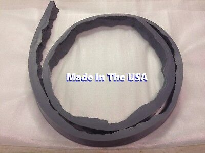 1.5 inch x 4 Ft Long Concrete Cement Counter Top Edge Rubber Mold
