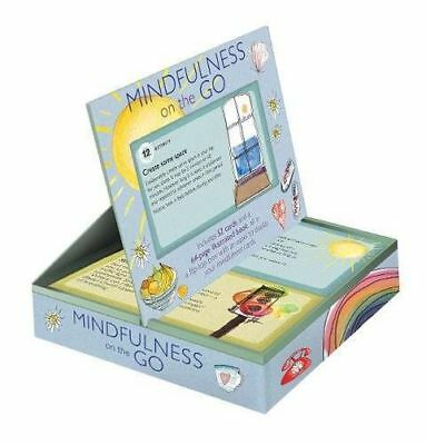 Mindfulness on the Go: Includes 52 cards and a 64-page (Paperback) 1782494405