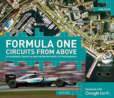 **NEW** - Formula One Circuits from Above (Hardcover) 1780979835