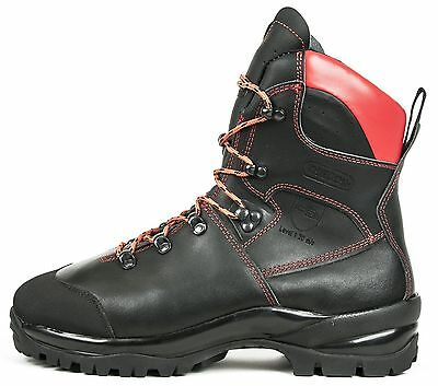 Oregon Waipoua Chainsaw Leather Safety Boots Class 1 (20 m/s) - All Sizes