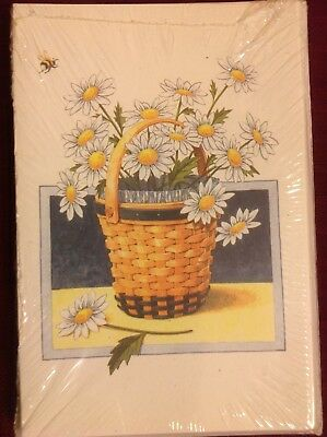Longaberger MAY SERIES Grandma Bonnie 10 BLANK NOTE CARDS + Envelopes Sealed