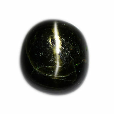 9.03 cts_LIMITED EDITION COLLECTOR GEM_100% NATURAL UNHEATED ENSTATITE CAT'S EYE