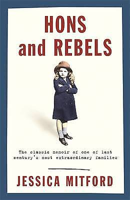 Hons and Rebels, Jessica Mitford, New