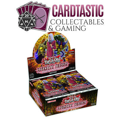 Yu-Gi-Oh! Legendary Duelists: Ancient Millennium Booster Box