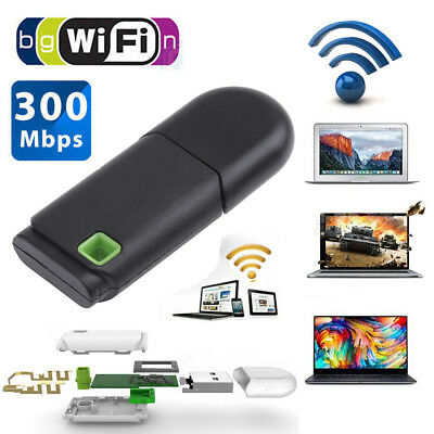 300Mbps WiFi Repeater Wireless Amplifier Network Router Expander Signal Booster