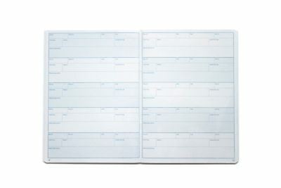 Analogbook - Darkroom Processing Photography Notebook