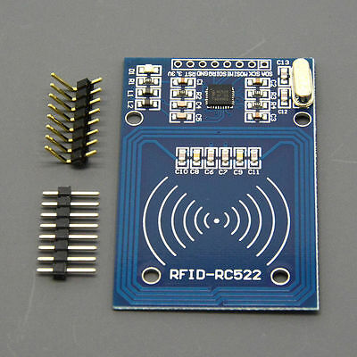RFID 13.56MHz RC522 Antenna RF Module Proximity Module Board Hot Sell