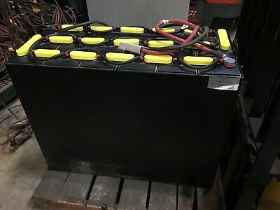 Reaco 2015 36 Volt Battery 875 Ah , 18-125A-15 , Charged & Ready To Install ,hd