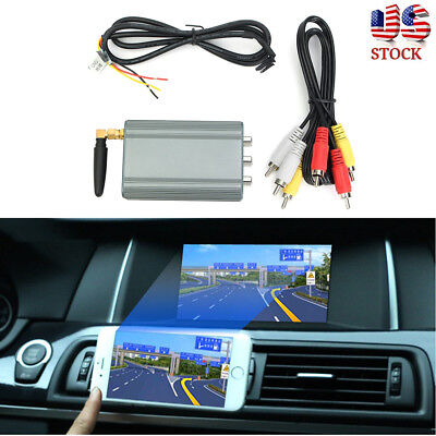 Car Miracast Airplay WiFi Mirror Link Adapter Smartphone Display Box Android IOS