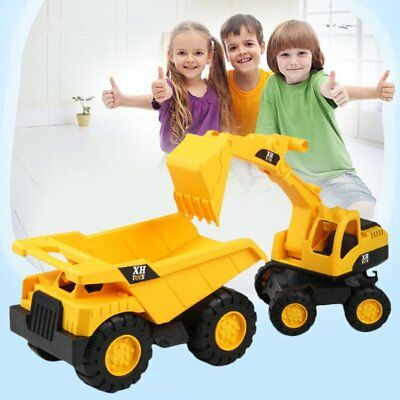 Engineering Vehicle Combination Kit Children Earth Mover Toys Education Toys  GK
