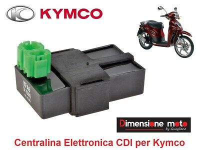 """0072 - CENTRALINA ELETTRONICA """"RMS"""" OR per KYMCO People S 50 2T dal 2005 >2008"""