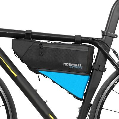 ROSWHEEL ATTACK Series Waterproof Bicycle Bag Top Front Frame Tube Triangle GU