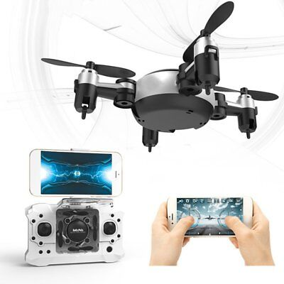Mini Folding Remote Quadcopter Helicopter Mode Drone Funny Quadcopter Toys GK