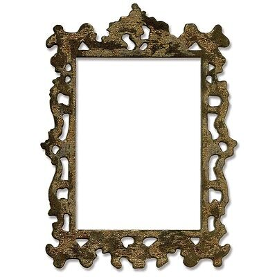 "Sizzix Bigz Die By Tim Holtz 5.5""X6"" - Ornate Frame #2"