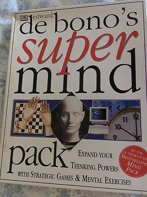 Edward de Bono, Super Mind Pack
