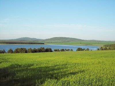 Lakeside land in South-Eastern Bulgaria, close to border with Turkey and Greece