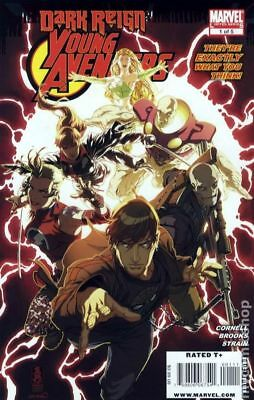 Dark Reign Young Avengers #1 2009 FN Stock Image