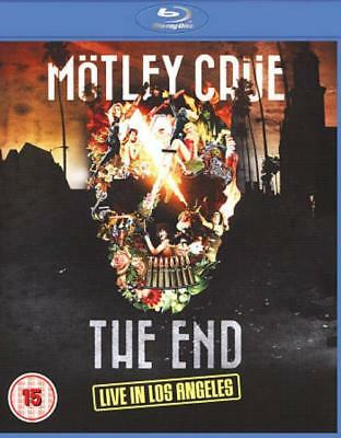 Mötley Crüe: The End - Live In Los Angeles Used - Very Good Region B Blu-Ray