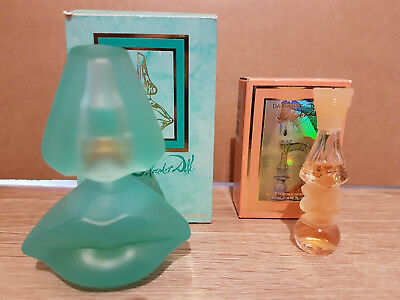 Salvador Dali Laguna 30 ml EDT Spray Edition ( old Version ) + Dalissime 5ml