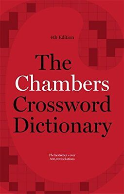 The Chambers Crossword Dictionary, 4th Ed.-Chambers