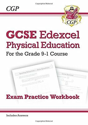 New GCSE Physical Education Edexcel Exam Practice Workbook - for the Grade 9-1 C