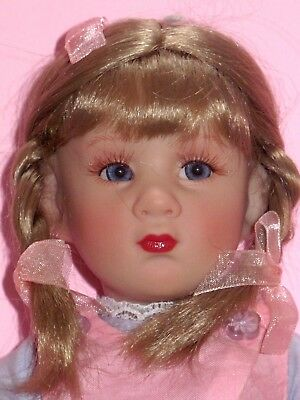 "Gotz - Cara 10"" Dressed Child Doll by Beatrice Perini"