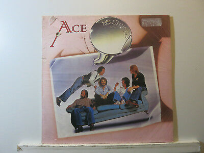 Ace - No Strings LP - Still Sealed!! - 1977 Anchor Germany